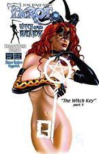 Tarot Witch of the Black Rose 47 b Broadsword Jim Balent NM NM FREE UK POSTING