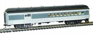 Rivarossi-Southern-Pacific-60ft-Combine-Car-3177-HO-Scale-Train-Car-HR4193