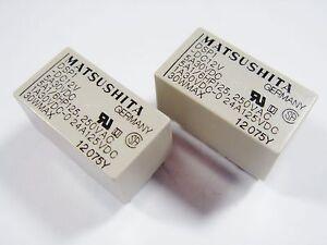 20-x-Rele-12v-1xein-1xaus-250v-5a-30v-5a-MATSUSHITA-dsp1-dc12v-ORO-20r38
