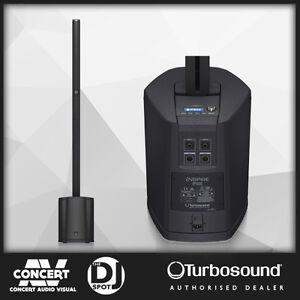 Turbosound Inspire Ip500 : turbosound inspire ip500 600 watt powered column loudspeaker with 8 subwoofer ebay ~ Russianpoet.info Haus und Dekorationen