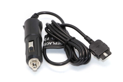 For GARMIN GPS Nuvi 660//T//M 660//LT Car Vehicle Power Charger Adapter Cord Cable