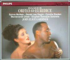 Gluck: Orfeo ed Euridice; 1993 CD Set, John Eliot Gardiner, Germany, Philips Ver