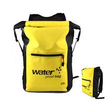 25L Rucksack Canoe Kayak Waterproof Dry Bag Backpack Surfing Storage Pack  Raft faaa6ae7d2dba