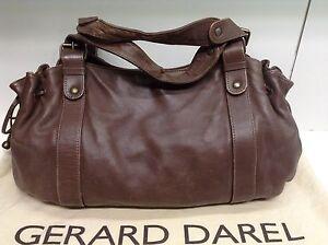 Gerard Sac Clair Superbe Chocolat Darel 24h Tbe Marron Cuir Tres p4TEwqq