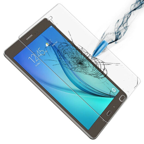 7th Gen 2017 Tempered Glass Screen Protector SOINEED Amazon Kindle Fire HD 8