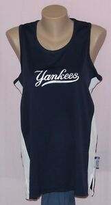 be09de33065a3 Image is loading New-York-Yankees-Womens-Cool-Base-Tank-Top-