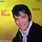 ELVIS PRESLEY Let's Be Friends LP