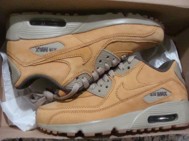 KIDS' NIKE AIR MAX 90 WINTER PRM (GS) 943747 700 SIZE 3.5Y~7Y