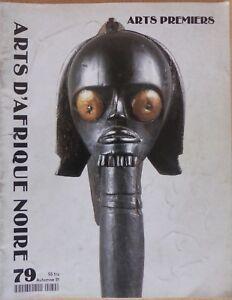 Arts-d-039-Afrique-Noire-Arts-premiers-79-L-039-or-de-iles-Sculptures-Loma-pygmees