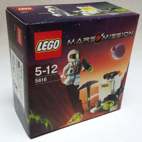 LEGO 5616 SPACE MARS MISSION Mini Robot