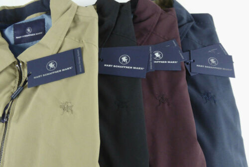 Andrew de Marx Schaffner impermeable Hsm Nwt chaqueta Hart microfibra cortaviento qatwY