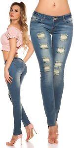 Damen Look Koucla Jeans Skinny d'occasion ZSqpx4xECw
