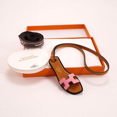 oran bag charm sandal charm