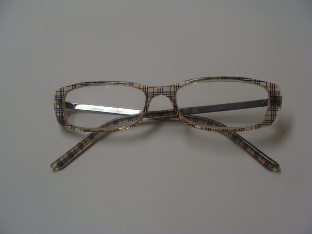 8c5fcf388c09 Authentic Burberry By Safilo B8943/U L21 130 Italy Eyeglass Frames Glasses