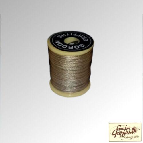 Gordon Griffiths Dyneema tying thread 8/0 Beige Bobine 1x75m