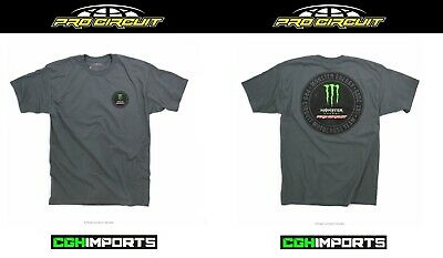 Pro Circuit 6411560-030 Patch T-Shirt Lg