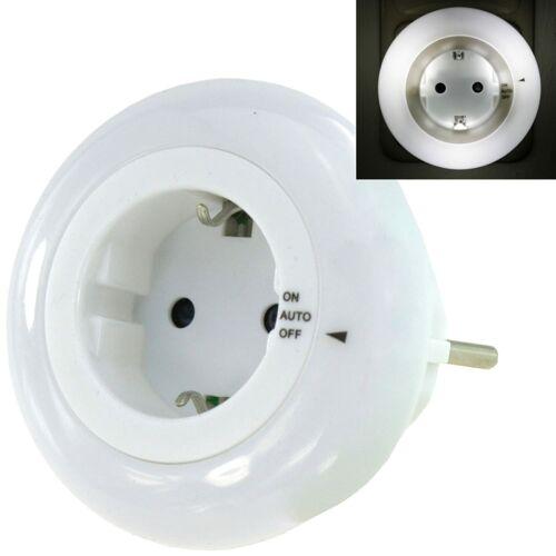 LED Kinderlicht für Steckdose Nachtlicht Nachtlampe Nachtleuchte Babylampe