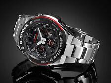 Casio G-Shock G-Steel Tough Solar Stainless Steel Men's Watch GSTS100D-1A4