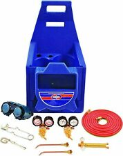 Uniweld Kc100p Centurion Weld Braze Outfit With 511 Plastic Carrying Stand
