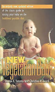 Vegetarian-Baby-Yntema-Sharon-K-amp-Beard-Christine-H-Used-Good-Book