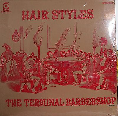 Terminal Barbershop - HAIR (Atco 33-301) (Wondrous Joy Clouds) Pat Rebillot (ss)