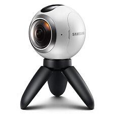 Caméra Samsung Gear 360° Blanc Dual CMOS 15 MP Sensor Wi-Fi/Bluetooth/NFC NEUF