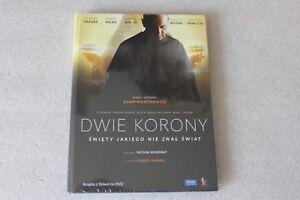 Dwie-Korony-DVD-POLISH-RELEASE-SEALED-FILM-POLSKI-English-Subtitles