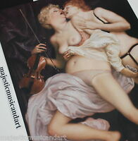 John Currin Paintings 2010 Nyc Gallery Lithograph Poster