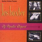 By Popular Request by Les Baxter (CD, Dec-1996, Bacchus Archives)