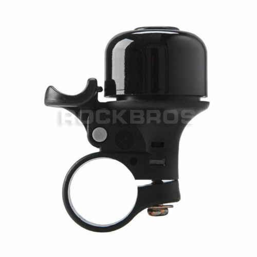 CATEYE Cycling PB-800 Aluminum Horns Bicycle Handlebar Horn Ring  Black Bell