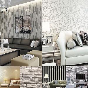 3d moda carta da parati effetto casa ufficio sfondo for Carta da parati effetto 3d