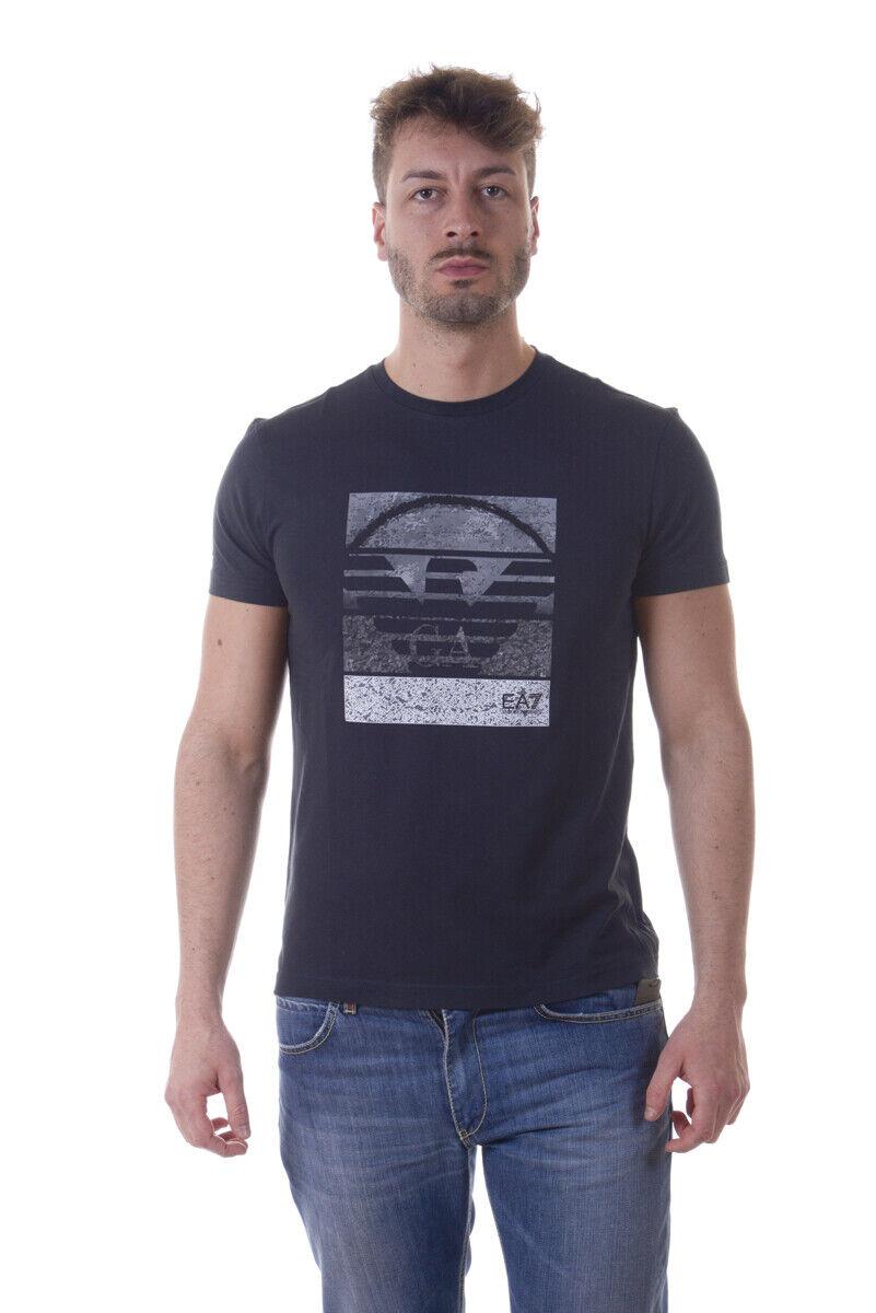 Emporio  Armani EA7 camiseta Sudadera Hombre azul 3 yptd 9PJ30Z 1578 Talla XXL poner Oferta.  marca