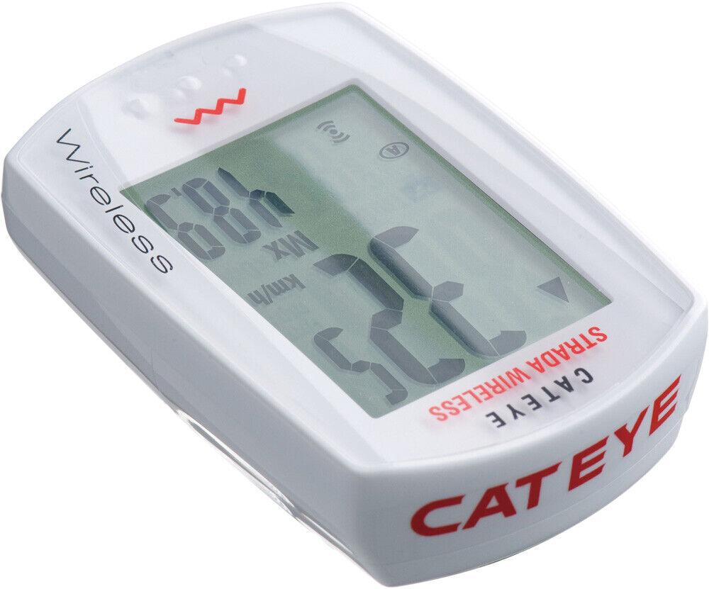 Computers Cateye  Strada Wireless [CC-RD300W-Weiß
