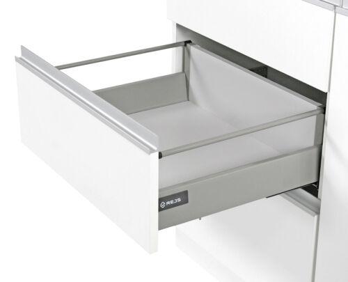 Tiroirs cisaillement encadré de tiroir rails Souple Fermeture vollauszüge 35 kg