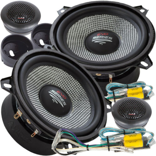 Sistema de audio R 130 em evo 13cm 2 vías componentes altavoces set 130mm compo speaker