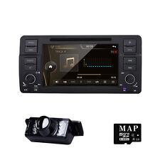"BMW 3 Series E46 7""e in Dash HD Car DVD Player GPS Navigation Stereo Audio Radio"