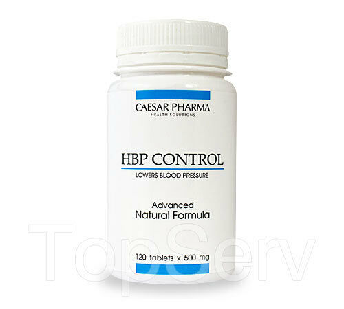 HBP Control - HYPERTENSION HIGH BLOOD PRESSURE NATURAL HERBAL PILLS IT WORKS !