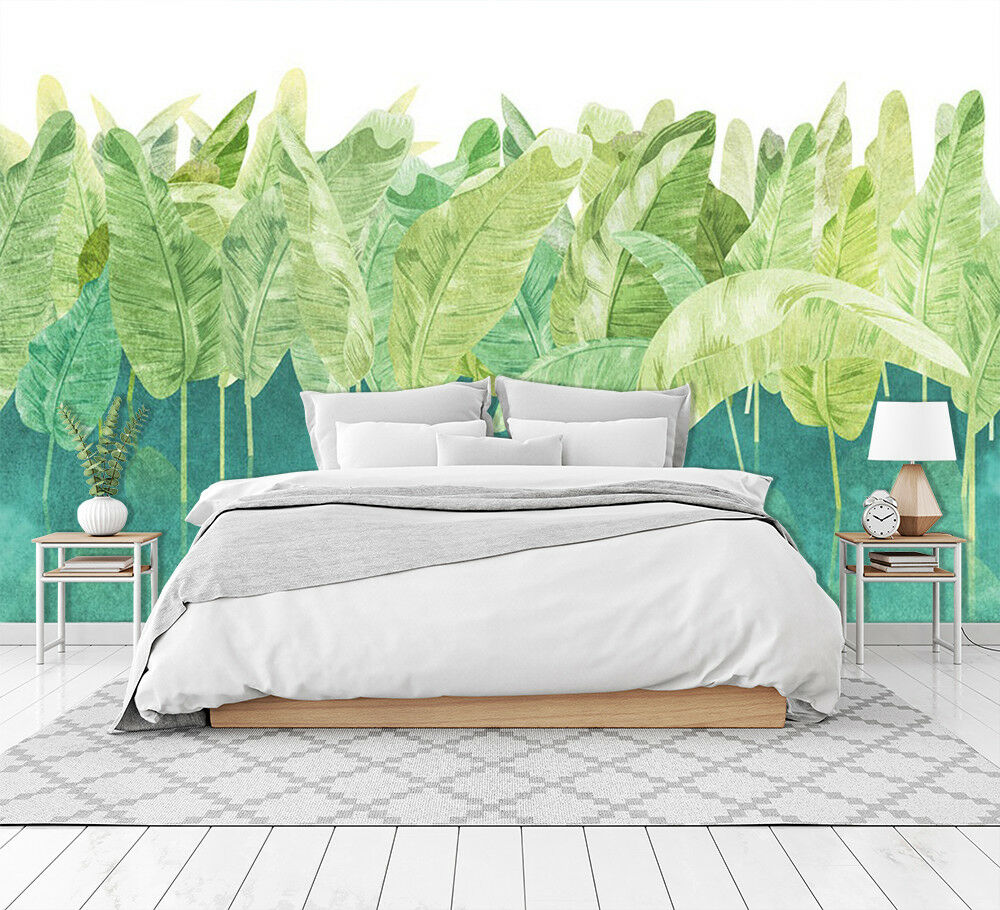 3D Green Forest 94 Wall Paper Exclusive MXY Wallpaper Mural Decal Indoor Wall AJ