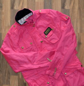 pink barbour