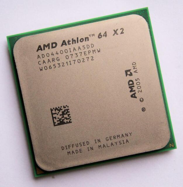 AMD Athlon Processor//CPU 64 X2 ADH445BIAA5D0  Socket AM2 2.3Ghz Dual Core