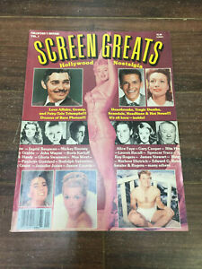Vintage-Screen-Greats-Magazine-1980-Marilyn-Monroe-Pin-Up-Girls-John-Wayne