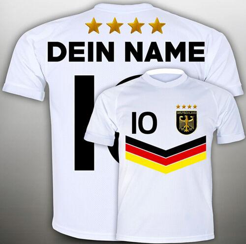 Nr #DVt Fußball Trikot S mit WUNSCH NAMEN
