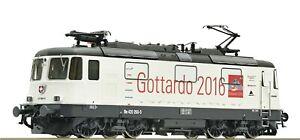 Roco-AC-79253-E-Lok-420-268-Gottardo-Swiss-SBB-Cargo-International-w-Sound