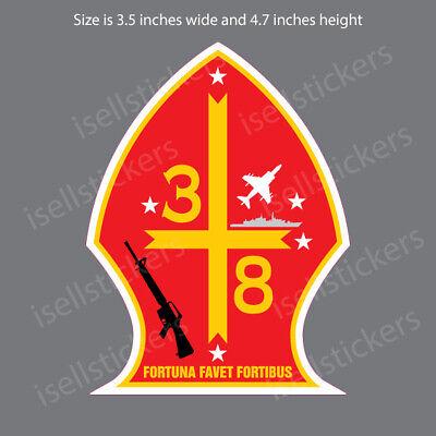 MA-3199 My Brother is a Marine Corp USMC Semper Fi Bumper Sticker Window Decal