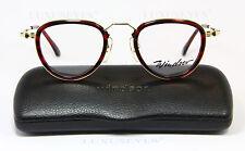 WINDSOR Classic Brille Eyeglasses Occhiali Gafas Lunettes Rare Panto 803 381 51