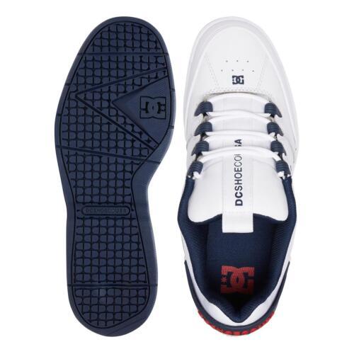 DC Schuhe Syntax Weiß/Navy