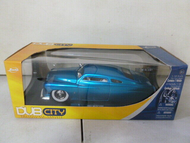Jada Dub City 1951 Mercury 1 18