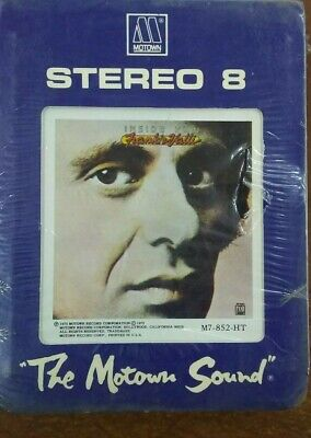 "Quality First sealed Frankie Valli ""inside You"" 8 Track"