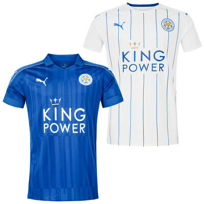 Leicester City FC PUMA Herren Trikot Jersey Premier League S M L XL XXL England