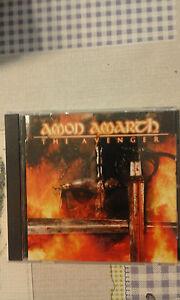 AMON-AMARTH-THE-AVENGER-PROMO-CD